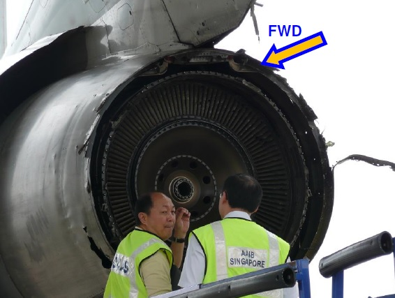 ruptures non contenues disque turbine CF6-50  151105033727510495