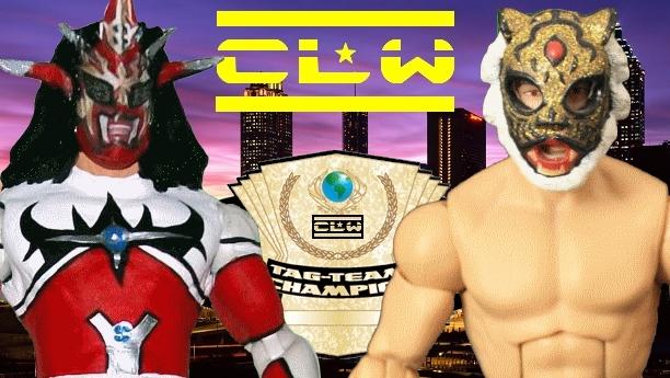 31- New Japan Heroes (Tiger Mask & Jushin Thunder Liger) - NJPW