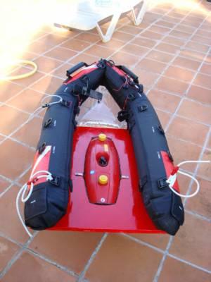am nagement d 39 une planche de chasse gonflable kayaks sondeurs gps bateaux forum chasse. Black Bedroom Furniture Sets. Home Design Ideas