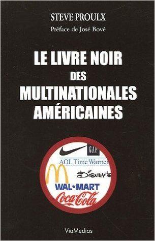 Le livre noir des multinationales américaines