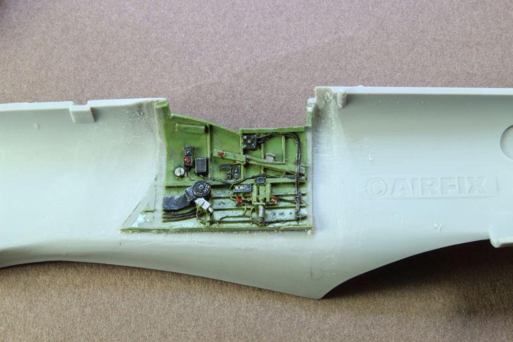 Spitfire F MK 22 , Eduard 1/48 .Limited édition ! 151111031653197002