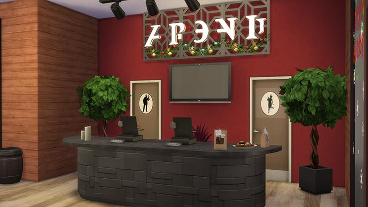 décoration bureau commercial