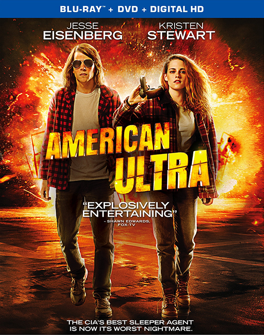 American Ultra poster image