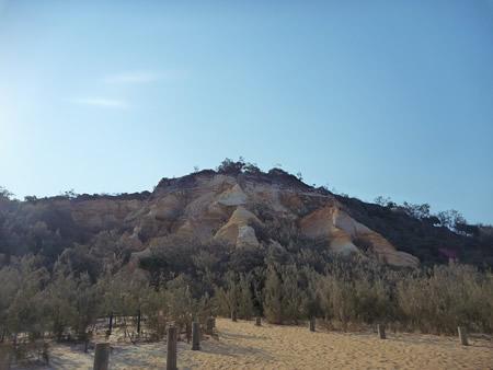 Fraser Island, la plus grande île de sable du monde