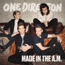 Poster for Made In The A.M.