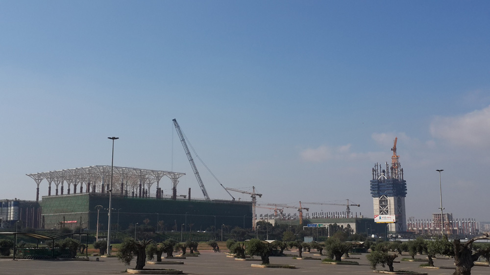 مشروع جامع الجزائر الأعظم: إعطاء إشارة إنطلاق أشغال الإنجاز - صفحة 8 151113051431258698