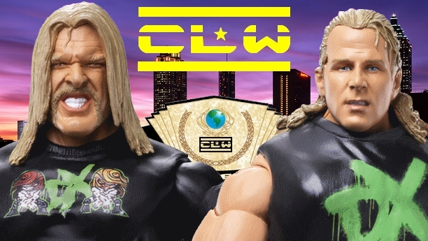 09- D-Generation X (Shawn Michael & Triple H) - WWE
