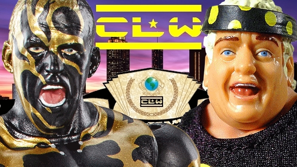 07- The Golden Stars (Goldust & Dusty Rhodes) - WWE-NWA