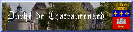 Duché de Châteaurenard - appartements de la famille Valbois