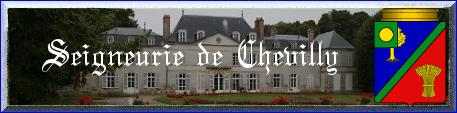 Seigneurie de Chevilly, Duché d'Orléans - Seigneurie d'Ursus