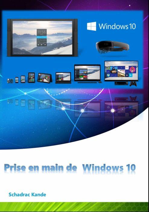 Prise en main de Windows 10