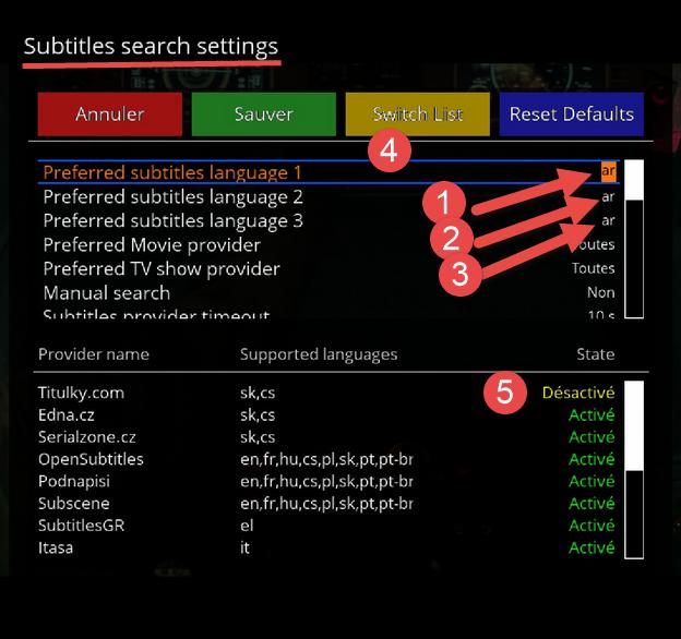 أقدم بلوجين الترجمة SubsSupport لاجهزة