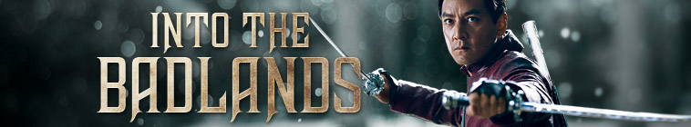 Poster for Into the Badlands