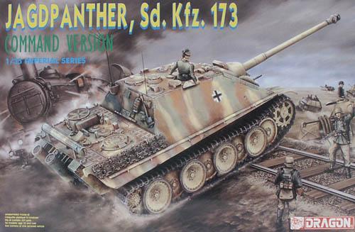 Jagdpanther fin de guerre 1945 - Dragon 1/35  151116083338568648