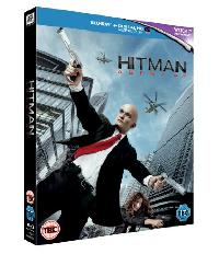Hitman: Agent 47 poster image