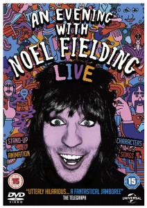 An Evening with Noel Fielding Live poster image