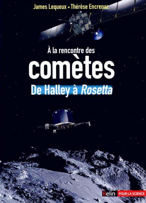 À la rencontre des comètes