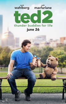 Ted 2 poster image