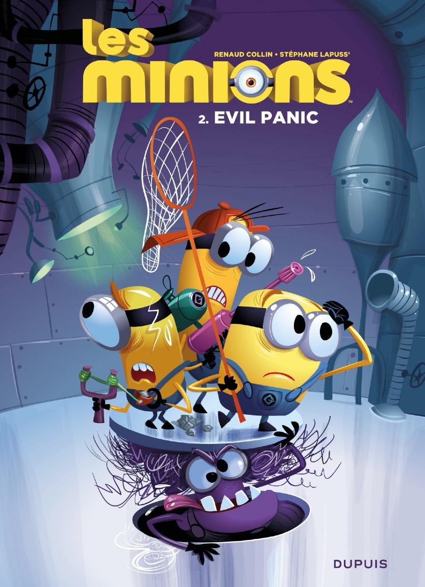 Les Minions - Tome 2 : Evil Panic