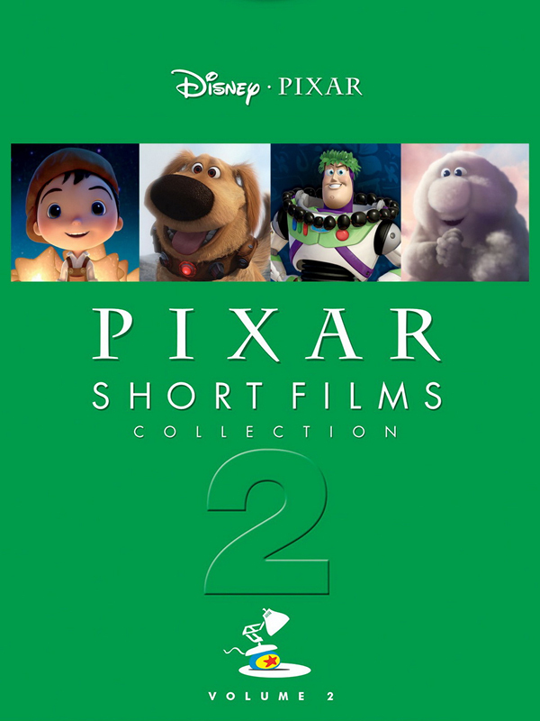 Collection Courts-Metrages Pixar