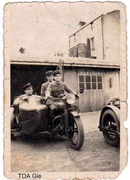 Matériel Gendarmerie des F.F.A (Prévôté) 151122123030624235