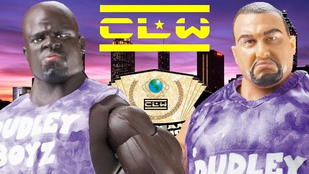26- The Dudley Boy'Z (Devon & Bub Bub Ray) - ECW
