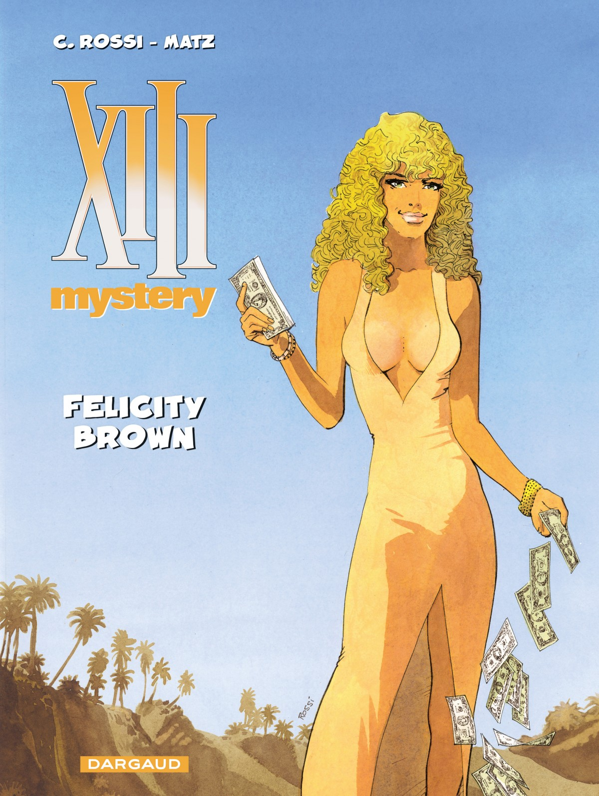 XIII Mystery  Tome 09 - FELICITY BROWN