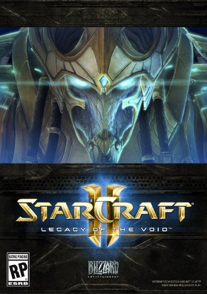 Poster for Starcraft II: Legacy of the Void