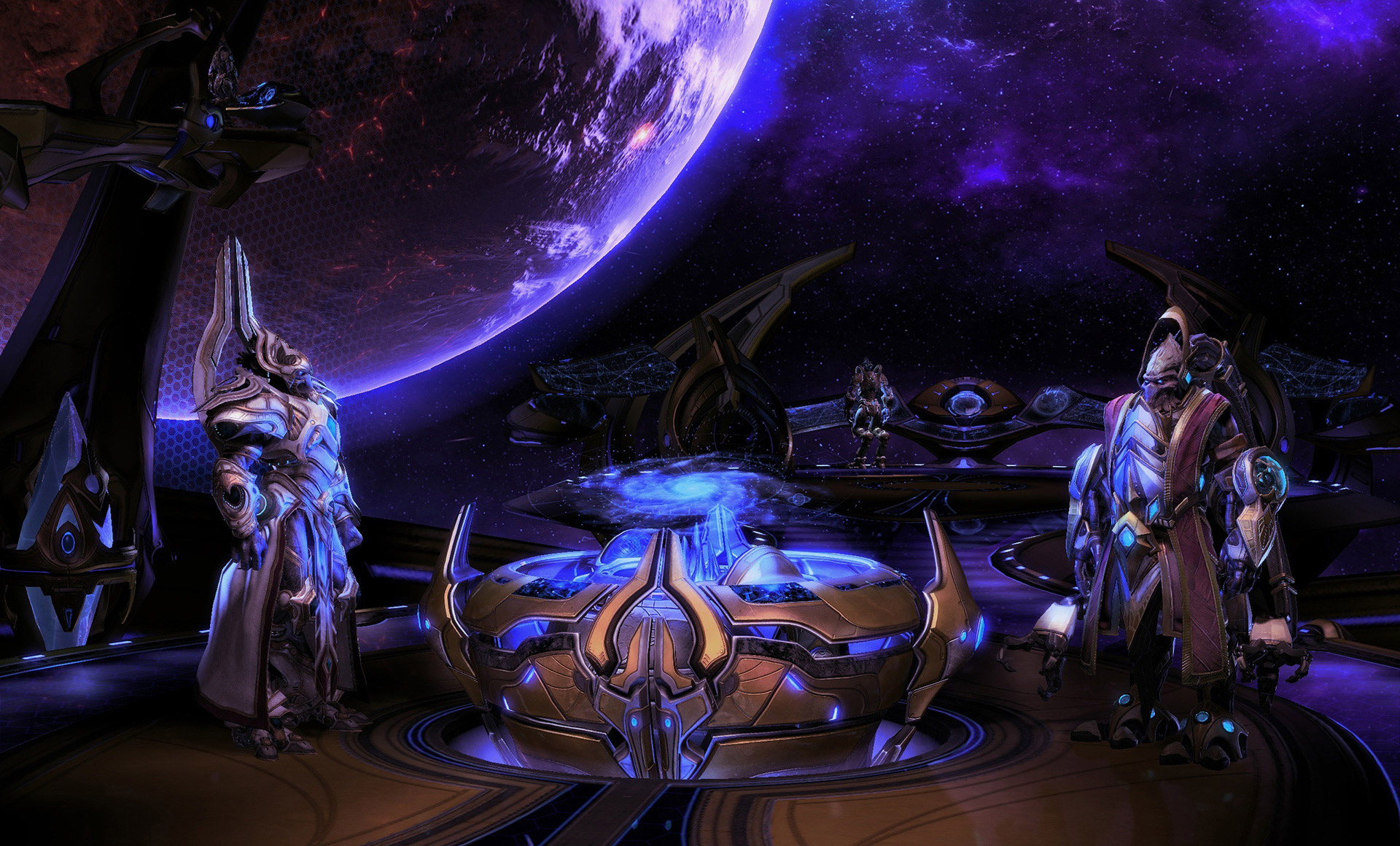 Starcraft II: Legacy of the Void image 1