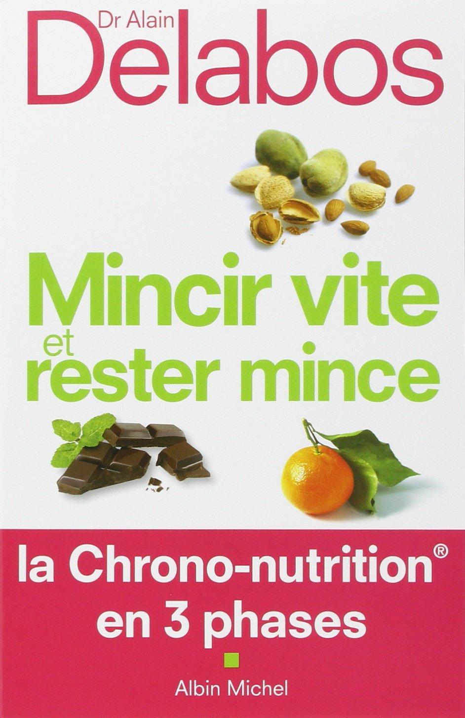 Mincir vite et rester mince : La Chrono-nutrition en 3 phases