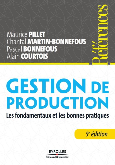 Gestion de production : Les fondamentaux et les bonnes pratiques