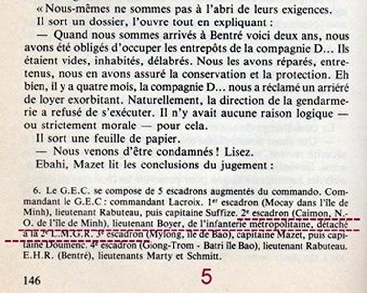 "le livre d'Erwan Bergot ""Gendarmes au combat) Indochine 1945-1955 151127061028249754"