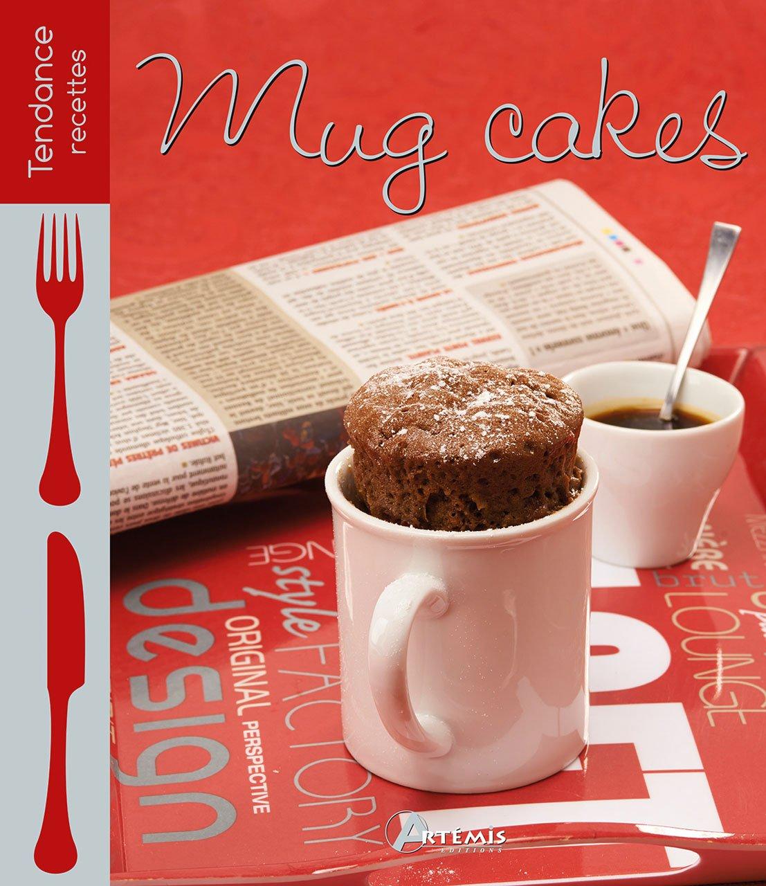Mug cakes : sales et sucres