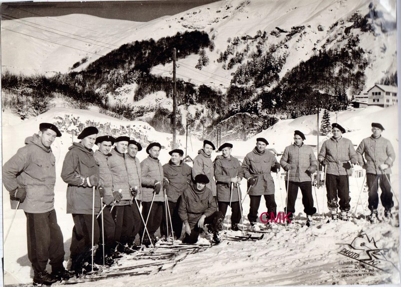 Gendarmes,secours en montagne (1956) 15113006165938662