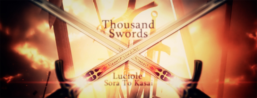 Luciole - [Luciole] - Thousand Swords 15120408585768865