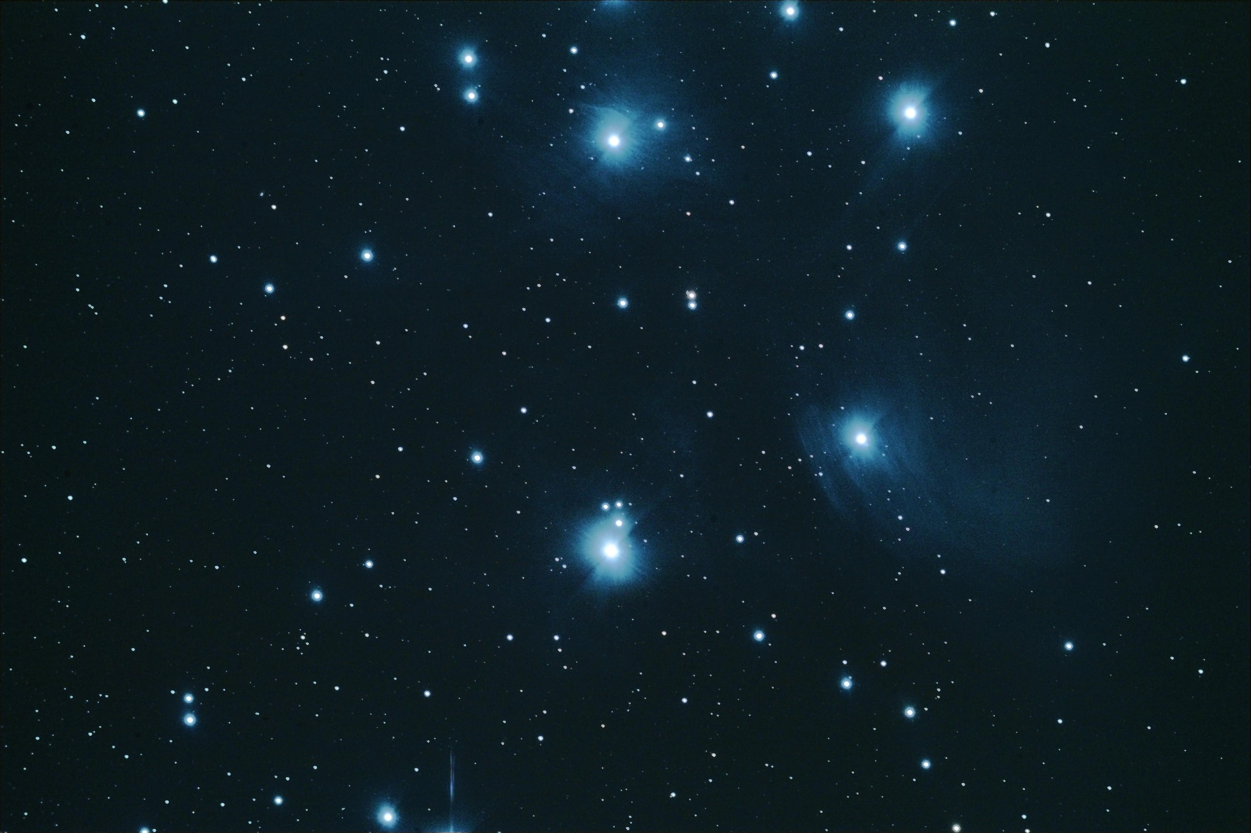 M45 tiff brut DSS CS2