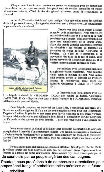Stage de cheval en Algérie (1947) 151206071332345843