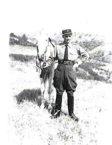 Stage de cheval en Algérie (1947) 151206071334332306