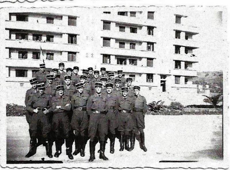 Stage de cheval en Algérie (1947) 151206071340476505