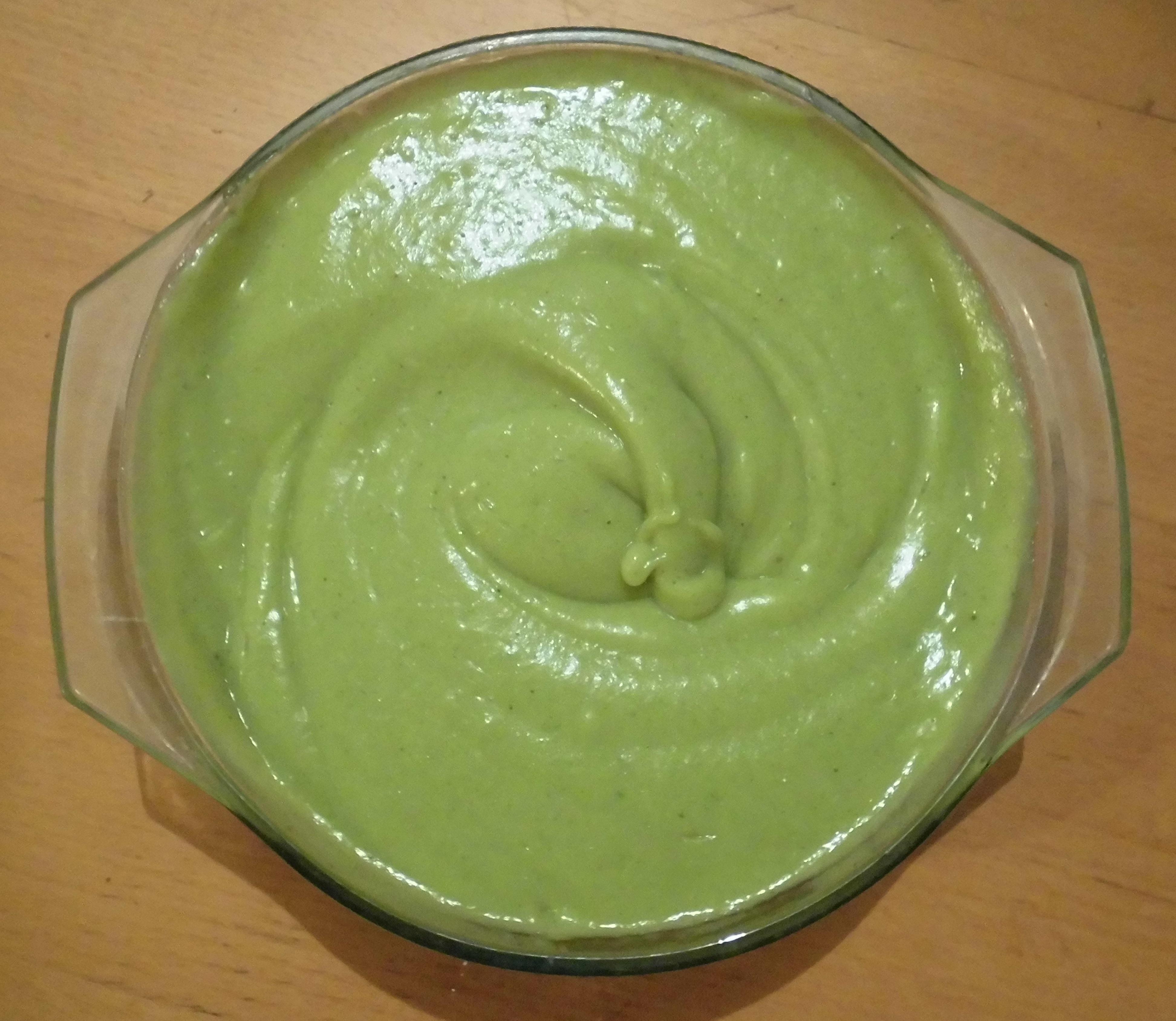 purée brocoli pdt