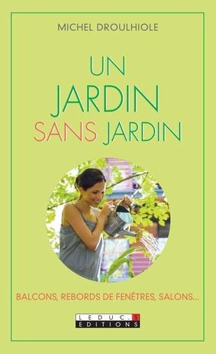 Un jardin sans jardin