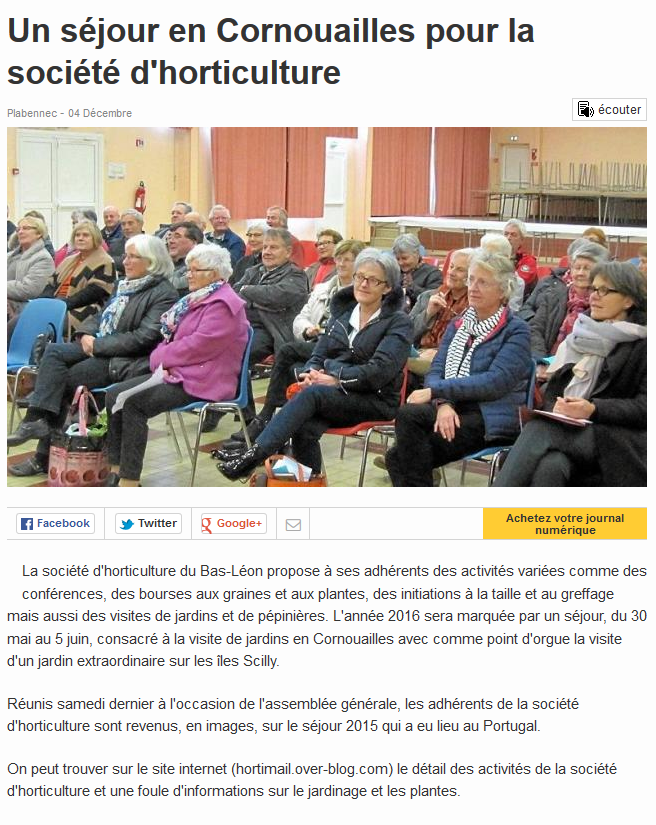 2015 12 06 Ouest France