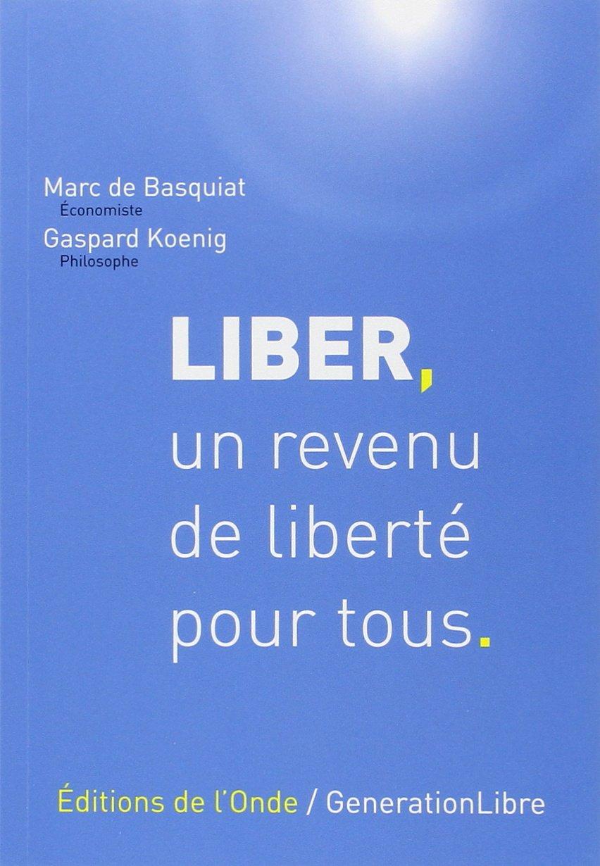 Liber- un revenu de liberté pour tous : Une proposition d impôt négatif en France