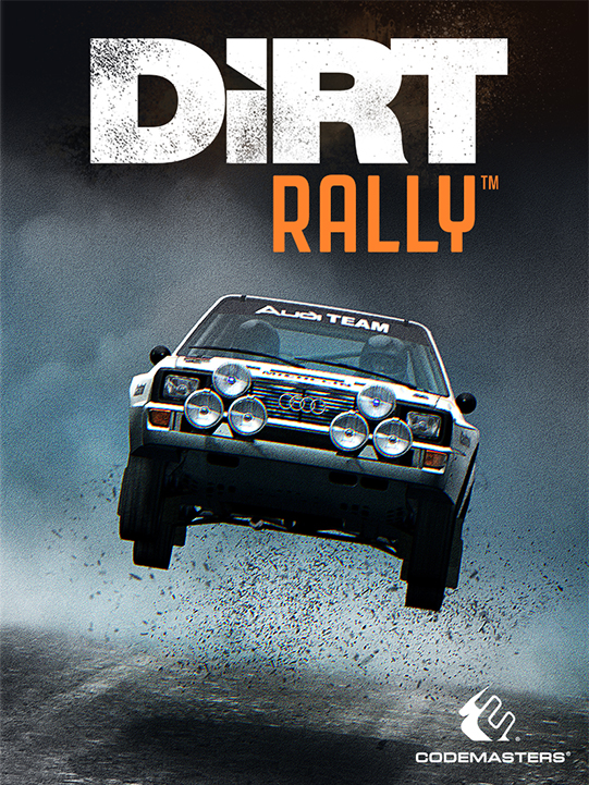 Poster for DiRT Rally