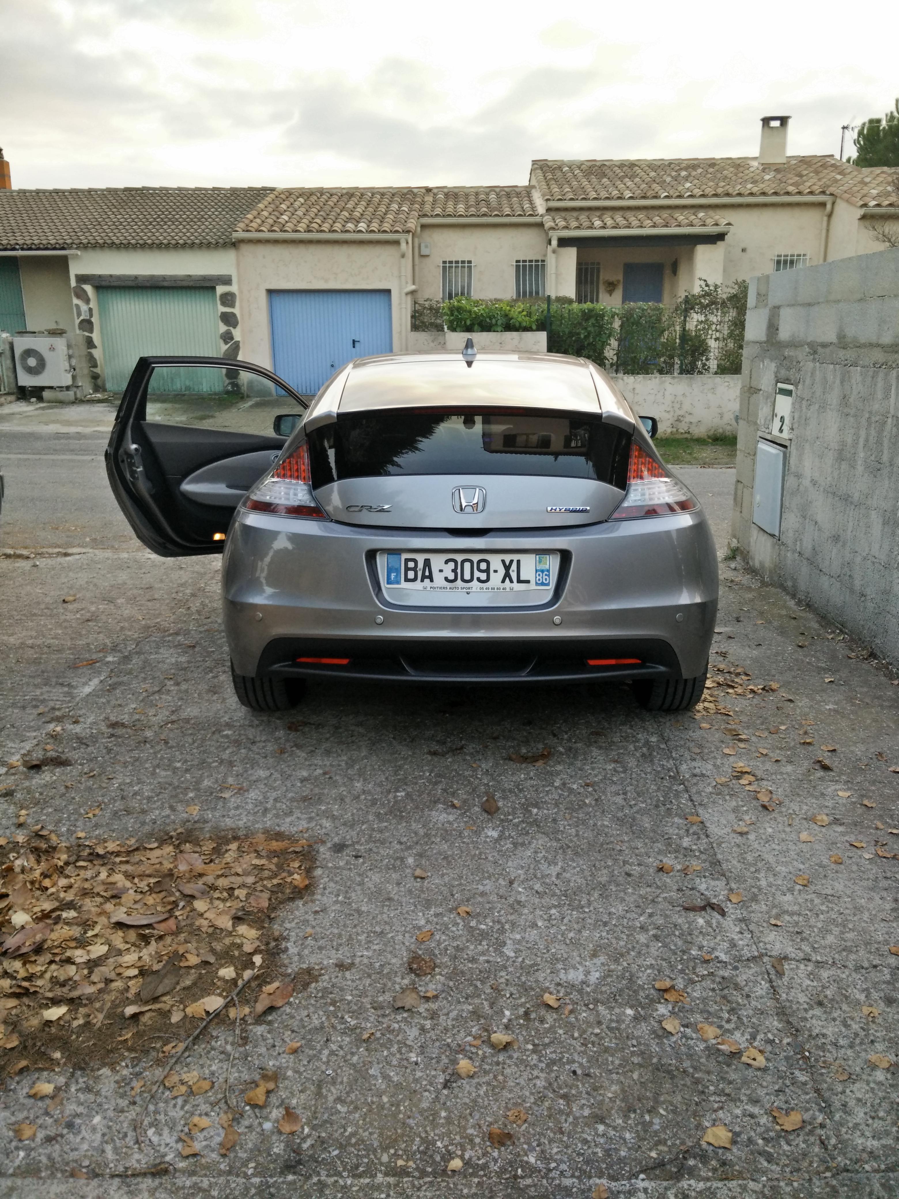 [Toto] CR-Z GT Pack Electra dans le 13 151208012737714006