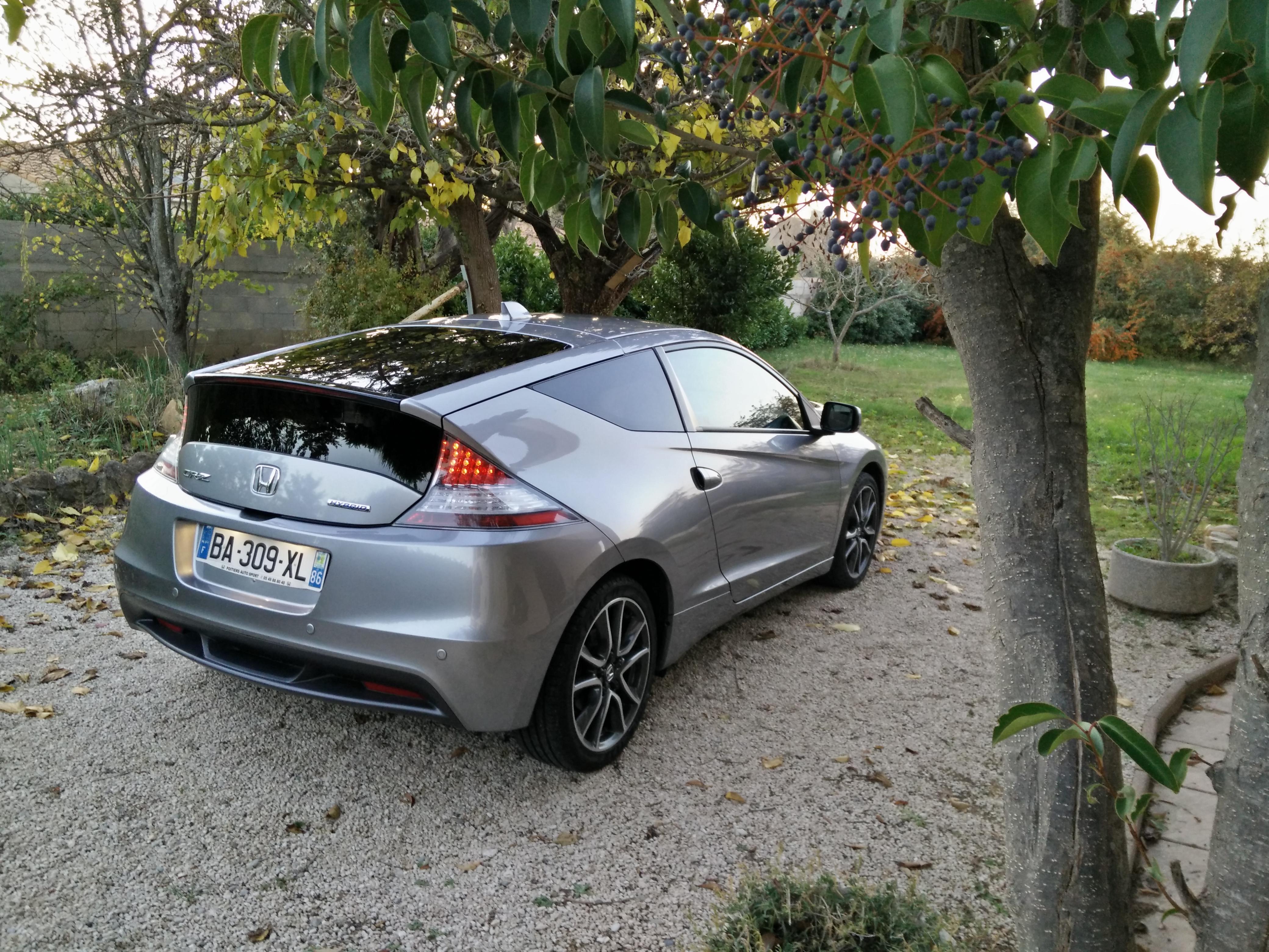 [Toto] CR-Z GT Pack Electra dans le 13 151208012747800553