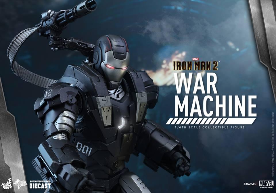 IRON MAN 2 - WAR MACHINE 2.0 (MMS331DC13) 151209093932701271
