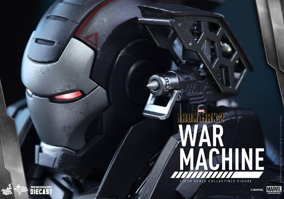 IRON MAN 2 - WAR MACHINE 2.0 (MMS331DC13) 151209093933751008