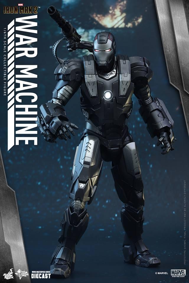 IRON MAN 2 - WAR MACHINE 2.0 (MMS331DC13) 151209093935325375