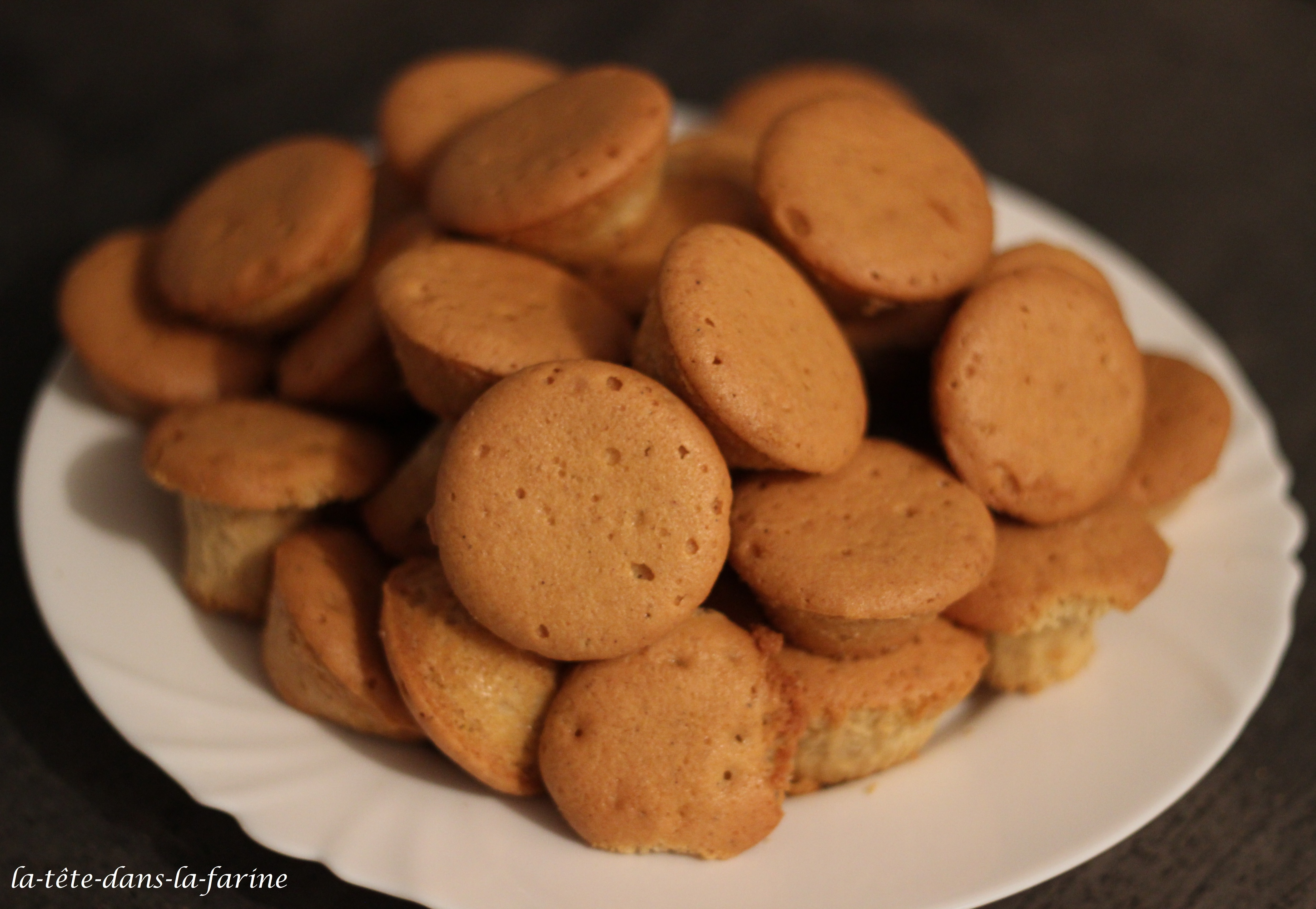 Muffins aux épices